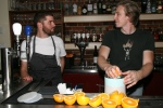 Classic Mimosa - orange or grapefruit, Prosecco 8 (Endless ...) (Chef Dustin & Owner Scott)