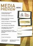 """The event was a """"Media Preview"""" sponsored by: Chef Scott Savoie (@culinaryadvco) and Big Cheese, Kevin Durkee (@cheesewerks)"""