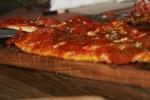 Americano 13.86 pepperoni mozzarella San Marzano tomato sauce wild Italian oregano Scaddabush spice