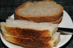 House Bread and Butter – Sourdough and Rye