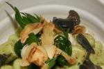 Gnocchi - bone marrow snail celery root [My most favourite dish]