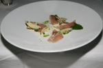 Swordfish - Lady Apple, Cipollini, Lump Fish Roe