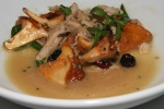 Chanterelles - Dried Wild Blueberries, Rabbit
