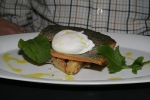 Trout - Seared Rainbow Trout with a Poached Free Range Egg