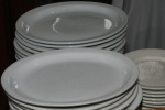Platters Large and Small