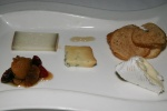 Ontario cheese plate - daily selection of local artisan cheeses