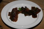 FIESTA Candied bacon - pork candy $5.50