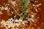 FIESTA Frijoles & Cinnamon Chile Rice - The magical fruit (beans) epazote and fancy rice $8.00