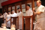 Chef Martin Kouprie and his kitchen team