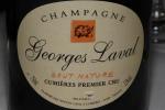 Georges Laval Champagne Brut Nature Cimières Premier Cru 12% £70 (CAD $133.00)