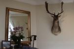 The Harwood Arms décor