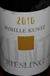 Weingut Sybille Kuntz Riesling 2010 Riesling Kabinett Trocken Mosel 750 ml 11.5% Alcohol £36.00
