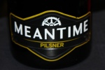 MEANTIME PILSNER A gentle maltiness on the nose deceives as a massive hop flavour envelopes the tongue. True German style (Bottle 33cl, 4.4% ABV) £5.50