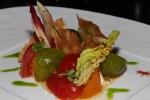 LA BURRATA - Heirloom tomatoes salad with Burrata