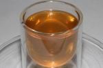 HOT AND ICED TEA