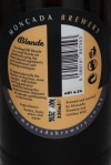 Notting Hill Blonde Ale Moncada Brewery ABV 4.2 % 330 ml £6.50