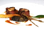 Aged Fillet of Belted Galloway Beef with Celeriac Baked in Juniper