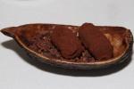 The Ledbury Petit Fours - buckwheat chocolates