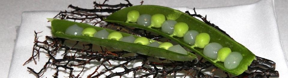 Amuse Bouche - Green Peas
