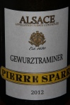 Pierre Sparr Gewürztraminer Alsace 13% Alc./vol. semi-dry [Tuesday Night Special 50% off] $25.00