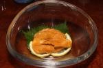 22. Sashimi - Sea Urchin (uni) $16.00