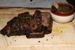 Asada de Tira El Asador roasted beef short rib (Traditional Argentinian dish unique to Branca) $17.00