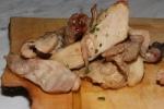 Cancho al Asador Highland Farms Sucking Pig – shoulder leg belly tenderloin chicharon Sausa rioja $34.00