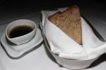 House bread, balsamic vinegar and olive oil