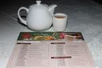 Jasmine tea $1.20 per person and dim sum order form