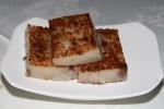27 Pan Fried Turnip Cake S $2.90