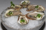 Le Mec Oysters - Apple Jalapeño Minuette, Coriander