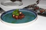 Grilled Octopus Ratatouille - Basil, Basil Oil