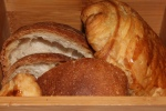 Croissants, Current Scones, Country Bread, Chocolate Buns