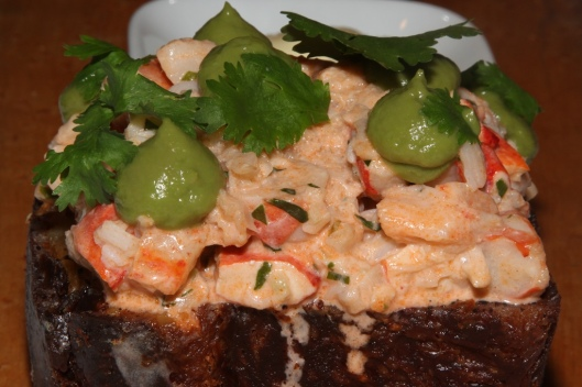 Open Face Lobster Sandwich $5.00 Supplement