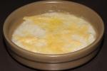 Grits - Fontina cheese
