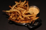 FRIES - chipotle & lime mayo $5.00