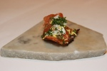 Smoked Salmon - traditional garnish (Osetra caviar $15 supplement)