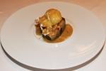 Nova Scotia Lobster Benedict - poached egg, brown butter bearnaise