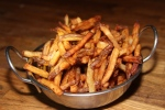 Fresh cut fries $5