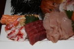 3. House Special Sashimi Plate - assortment with quality and variety seasonal price $55.00