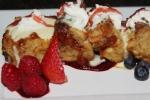 Dessert - Abuela's bread pudding