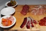 NB ARTISANAL CHARCUTERIE spiced olives, pickled vegetables $24.00