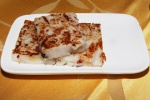 S # 30 Pan Fried Turnip Cake with preserved meat   $2.90