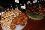 Breakfast sweet & savoury - Polvorone $2 - Pine Nut & Sweet Potato $2.25