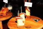 Breakfast Croissant & Pintxos - Jamon Trevelez $4 - Tortilla espagnole $2.90