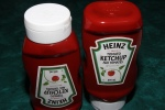 Heinz Tomato Ketchup. Which way is up?