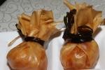 #38 Shrimp wrapped with egg white dumpling L $3.00