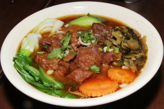 Signature Beef Noodle Soup $6.99