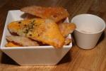 Sweet potato tempura 5 ¾