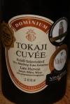 Dominium Cuvée Late Harvest Tokaji 2006 Tokaj 500 ml ABV 11.5% Hungary Pannon Toka Kft